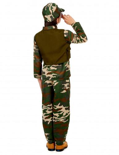 Soldaten-Kostüm für Jungen-1