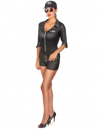 FBI-Kostüm für Damen-1