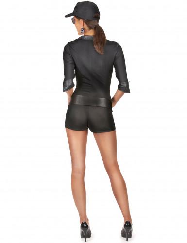 FBI-Kostüm für Damen-2