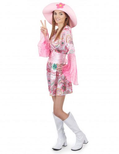 70er Jahre-Kostüm für Damen-1