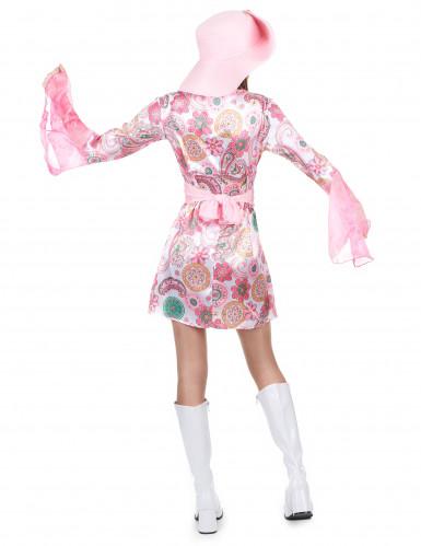70er Jahre-Kostüm für Damen-2