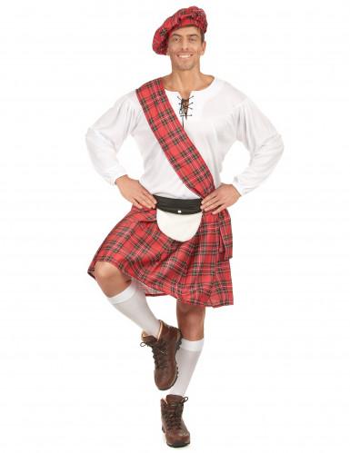 Schottenkostüm für Herren