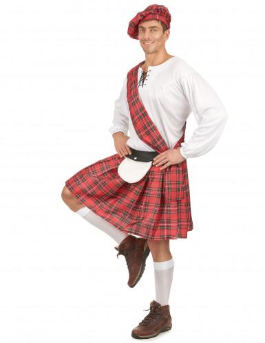 Schottenkostüm für Herren-1