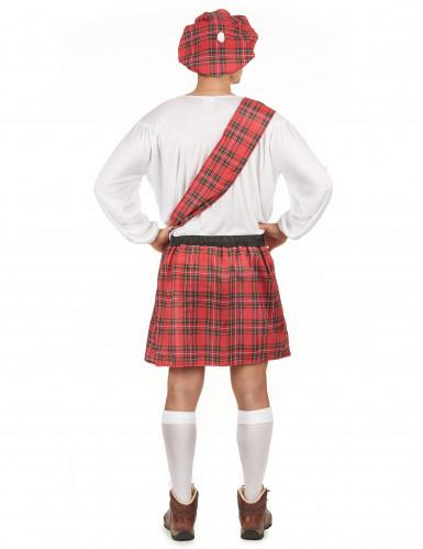 Schottenkostüm für Herren-2