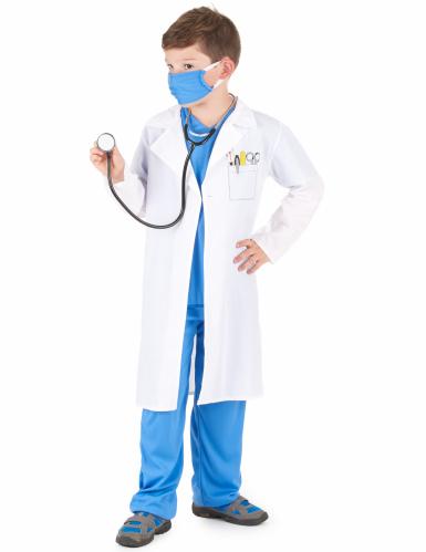 Arztkostüm für Jungen-1