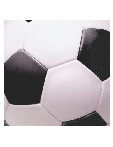Fußball-Servietten