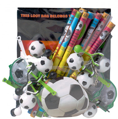 Party-Accessoires Fußball