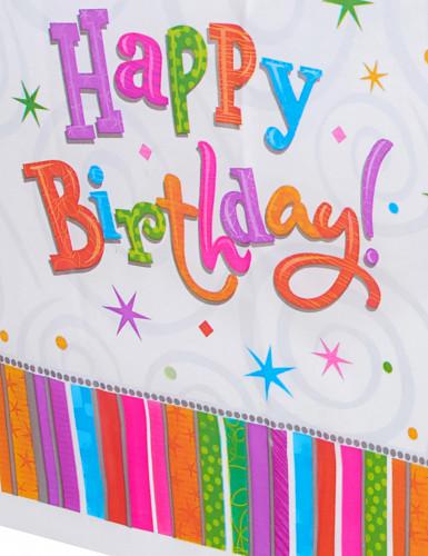 Tischdecke Happy Birthday-1