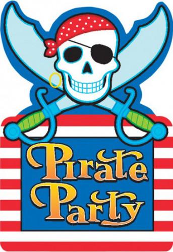 Einladungen Piraten