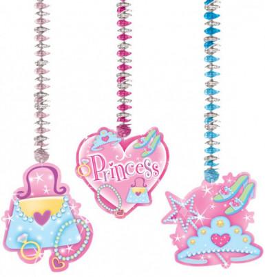 Hänge-Deko Prinzessin