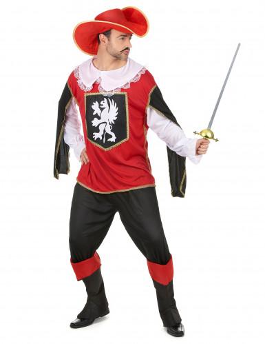 Musketier-Kostüm für Herren-1