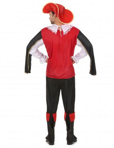 Musketier-Kostüm für Herren-2