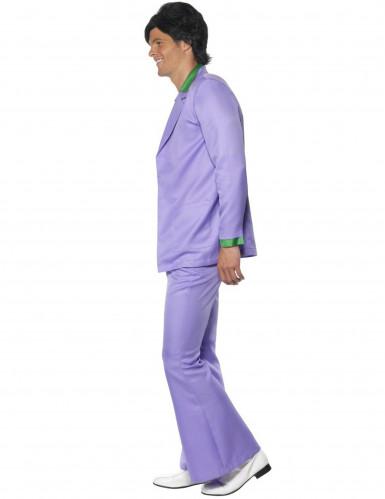 Disco-Kostüm 70er Jahre für Herren-1