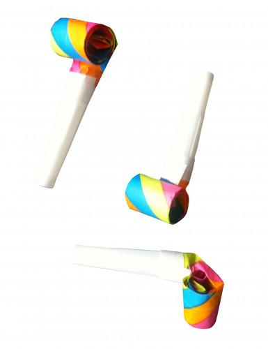 Set mit 12 Lufttröten