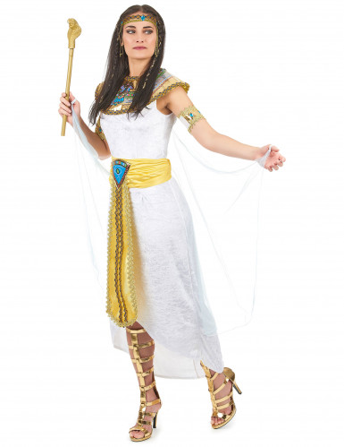 Königin von Ägypten und Pharaonen-Paarkostüm für Erwachsene-2