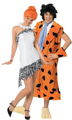 Wilma und Fred Feuerstein™-Kostüm für Erwachsene