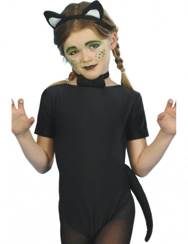 Set Halloween-Katze