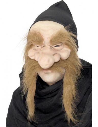Alter Hexenmeister Maske