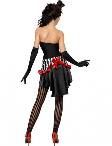Sexy Vampir-Kostüm für Damen-1