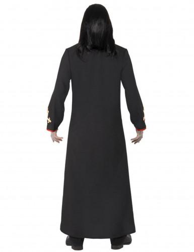 Priester-Kostüm Halloween für Erwachsene-2