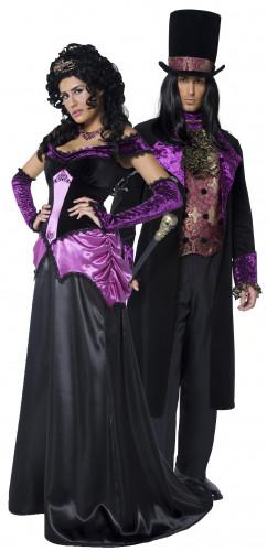 Gräfinnen- / Grafenkostüm Halloween für Paare