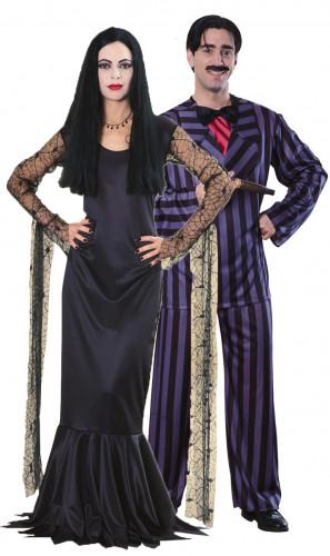 Mortica und Gomez Paarkostüm aus der Addams Family™