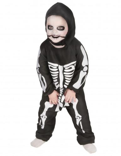 Skelett-Kostüm für Kinder-1
