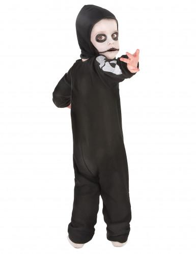 Skelett-Kostüm für Kinder-2