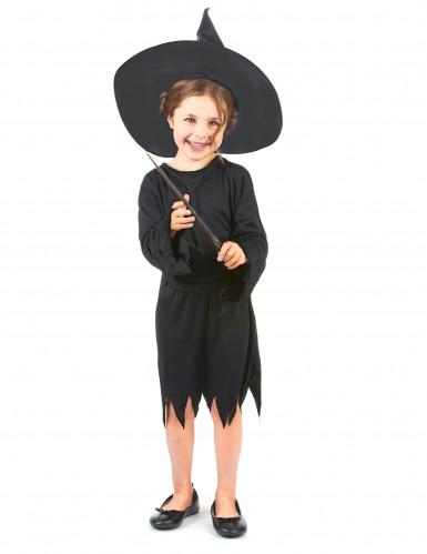Hexenkostüm für Mädchen Halloween
