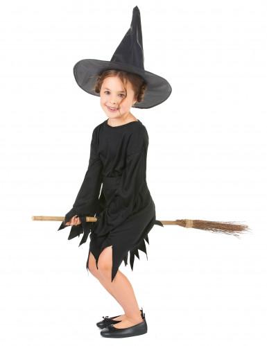 Hexenkostüm für Mädchen Halloween-1