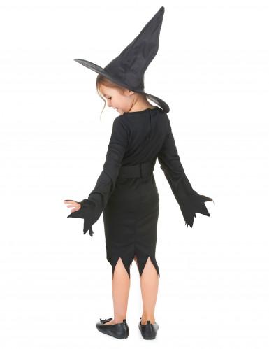 Hexenkostüm für Mädchen Halloween-2