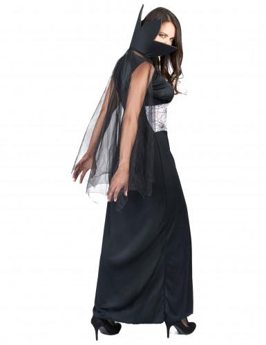 Vampir-Kostüm für Damen-2