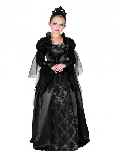 Halloween Komtessen-Kostüm für Mädchen