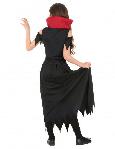 Vampir-Kostüm für Mädchen-2
