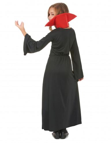 Halloween Vampir-Kostüm für Mädchen-2
