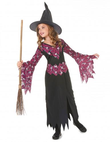 Hexen-Kostüm für Mädchen-1