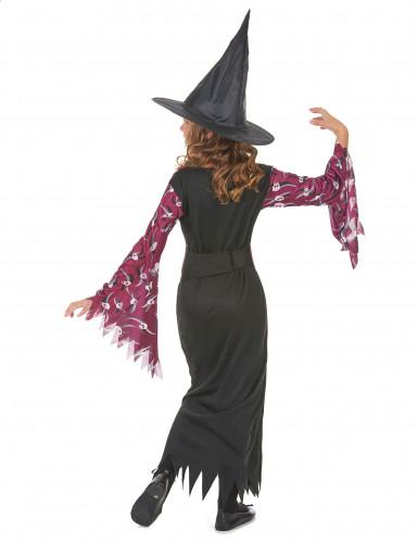 Hexen-Kostüm für Mädchen-2