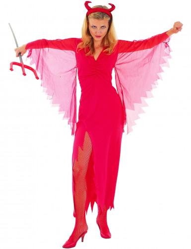 Halloween Teuflin-Kostüm für Damen