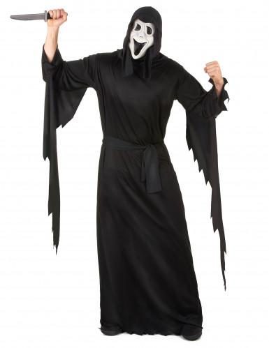 Halloween Mörder-Kostüm für Erwachsene