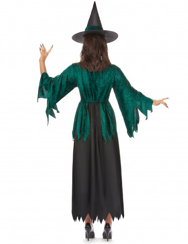 Gothic Hexen-Kostüm für Damen-2