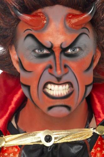 Dracula-Schminkset Halloween für Erwachsene