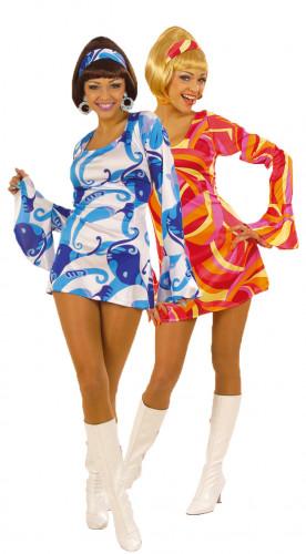 Disco-Paarkostüm für Damen