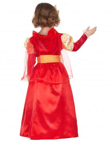 Königinnen-Kostüm für Mädchen-2