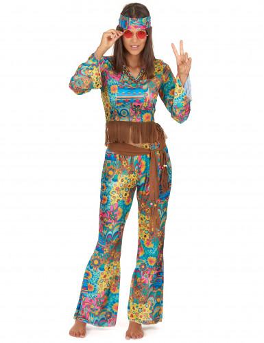 Hippiekostüm für Damen