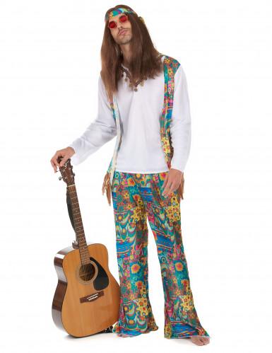 Hippie Herrenkostüm