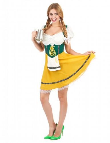 Dirndl Kostüm für Damen