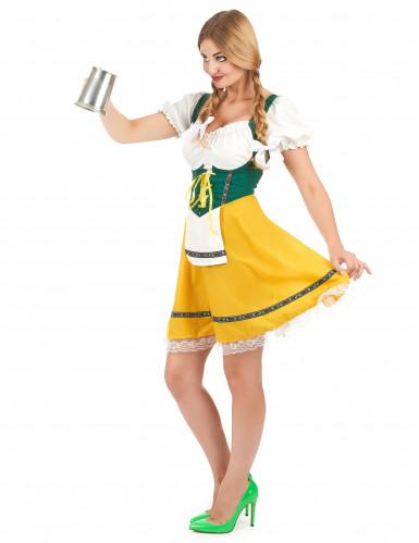 Dirndl Kostüm für Damen-1