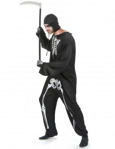 Skelett-Kostüm für Herren-1