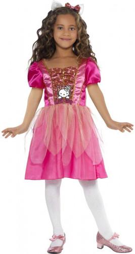 Hello Kitty™-Kostüm für Mädchen