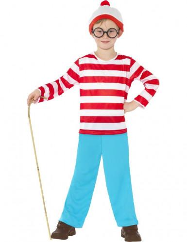 Wo ist Walter™-Kostüm für Jungen